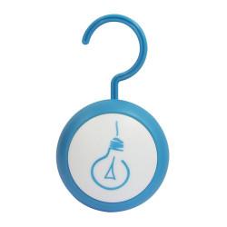 Lampe push à suspendre