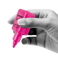 Surligneur bouteilles de vernis à ongles x 3