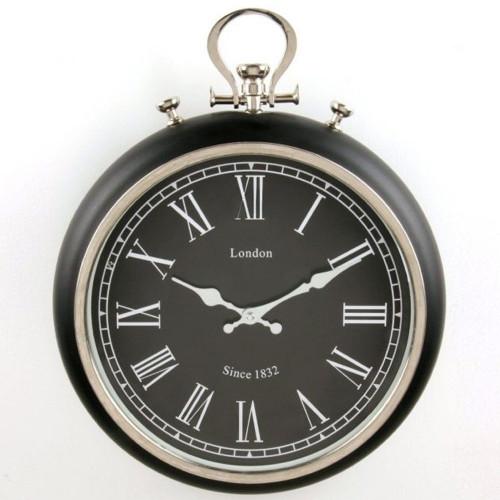 Horloge murale gousset 39 95 for Grosse pendule murale design