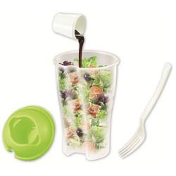 Shaker box salade