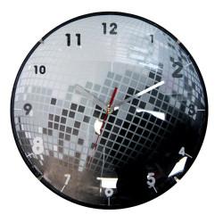 Horloge Disco