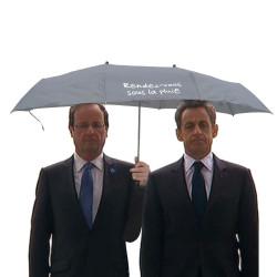 Parapluie pour 2