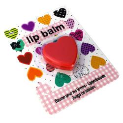 Baume à lèvres Coeur