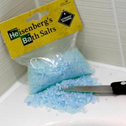 Sels de bain de la mer morte Heisenberg