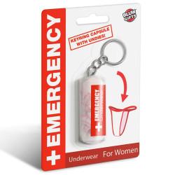 Porte-clés string de secours Femme