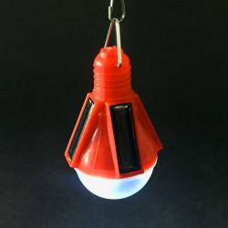 Ampoule solaire à suspendre