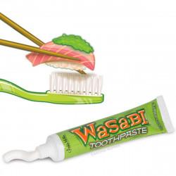 Dentifrice Wasabi