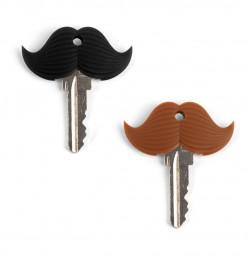 Habit pour clés Moustache x 2