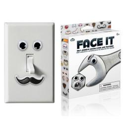 Face it, stickers fun