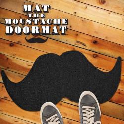 Tapis Moustache PVC