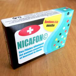 Médicament NICAFON, des laboratoires Ginictou