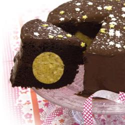 Moule gâteau caché