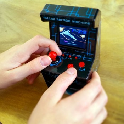 Mini borne d'arcade 200 jeux