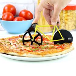Roulette à pizza vélo fixie