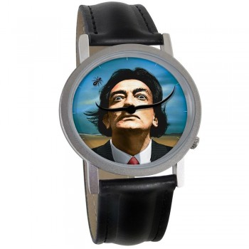Montre moustaches Dali