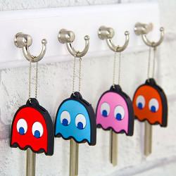 Cache-clés Pac-Man