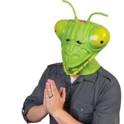 Masque tête de mante religieuse