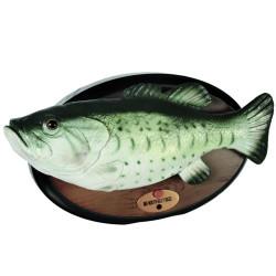 Billy le poisson chanteur