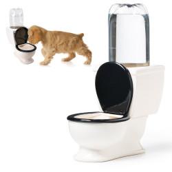 Gamelle en forme de WC