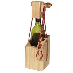brosse de toilettes bouteille de vin 22 46. Black Bedroom Furniture Sets. Home Design Ideas