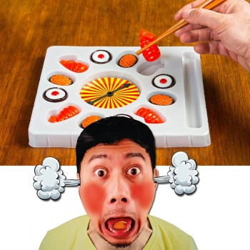 Challenge bonbons sushi