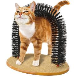 Arche de massage pour chats