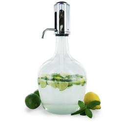 Fontaine à boisson avec pompe Push