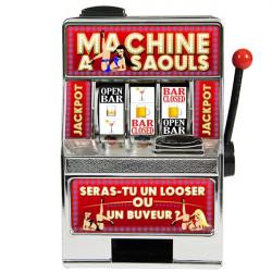Super jackpot machine à saouls