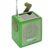 Vente Radio &eacute;cologique solaire dynamo