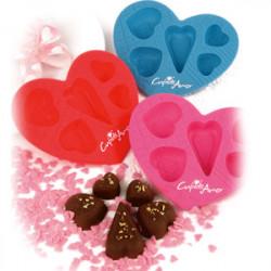 Moule de Cupidon pour chocolat ou glaçons