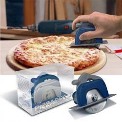 Pizza Boss 3000, roulette à pizza pour les pros