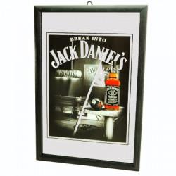 Miroir Jack Daniels Billard