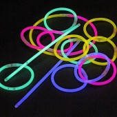 B&acirc;tonnets stick lumineux f&ecirc;te X15
