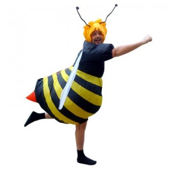 Costume gonflable Abeille