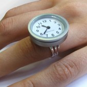 Ringtime, la montre bague