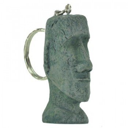 Porte-clé Moai