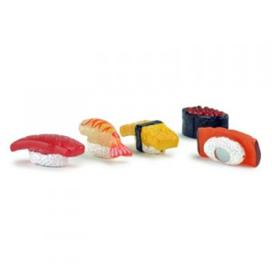 Aimants magnets Sushi