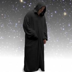 Space Rug noir côté obscur, la robe du Jedi