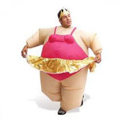 Costume de ballerine Gonflable