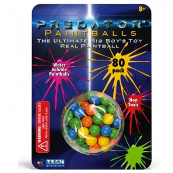 Recharge 80 billes Paintball Predator