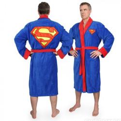 Peignoir SuperMan