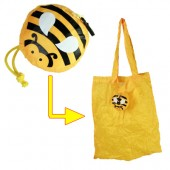 Sac pratique shopping petite abeille