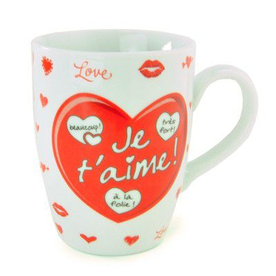 mug amour saint valentin 4 95. Black Bedroom Furniture Sets. Home Design Ideas
