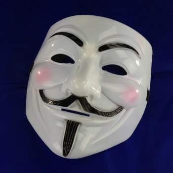 Masque V pour Vendetta - Anonymous