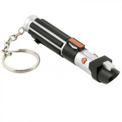 Sabre laser porte-clés Rouge Dark Vador