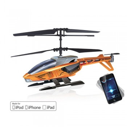 Hélicoptère radiocommandé bluetooth Blu-Tech Heli