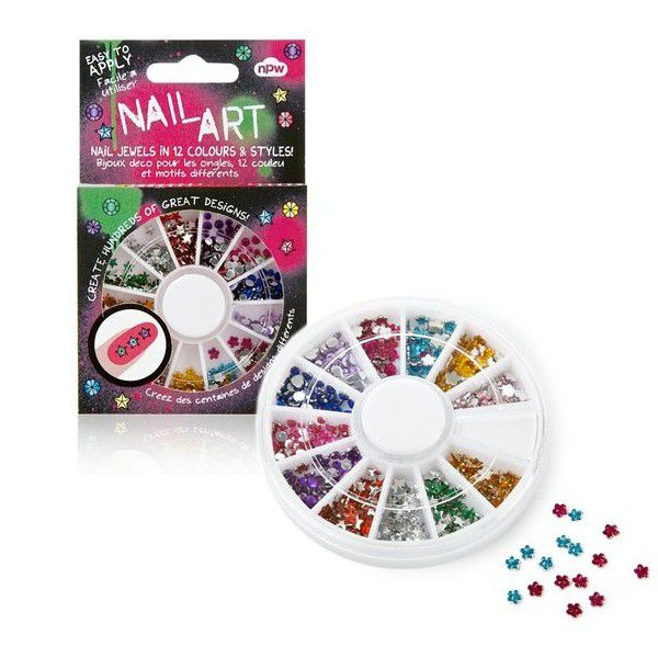 Kit bijoux d&eacute;co pour les ongles