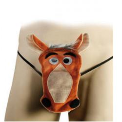 Déguisement pour zizi cheval sonore
