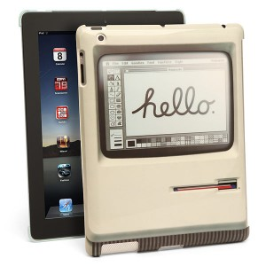 Coque iPad2 Padintosh