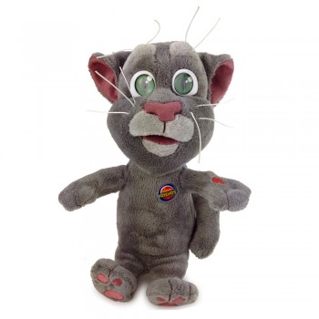 Peluche talking Tom interactive